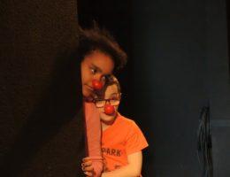 L'Atelier lecture, clown et théâtre pour enfants à partir de 6 ans le mercredi de 16h à 17h30 à l'espace Ariane de Griffeuille