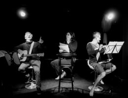 Du 2 au 4 décembre 2020, répétitions de Boris Sans complexe au Cargo – Arles